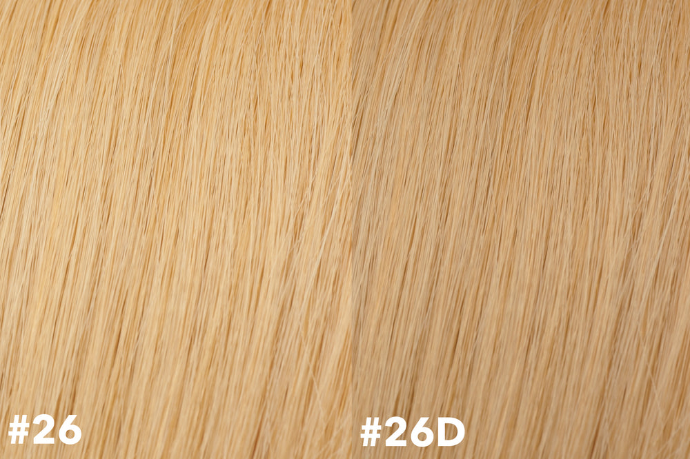 Fusion Extensions: Darker Golden Blonde #26D
