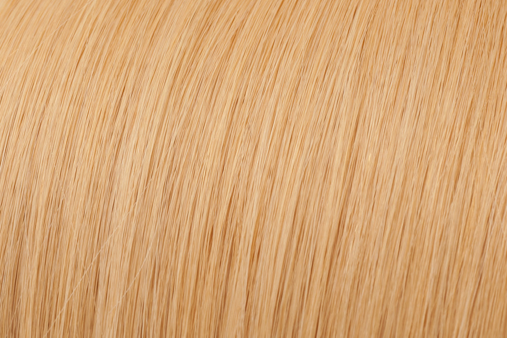 Invisible Tape Extensions: Golden Blonde #27