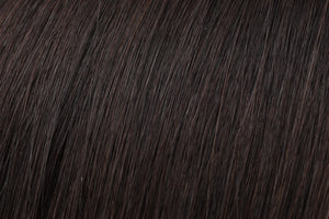 Clip In Extensions: Natural Virgin Remy Hair
