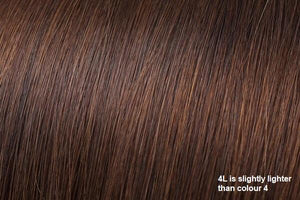 Nano Extensions: Medium Brown #4L