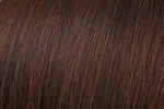 Invisible Tape Extensions: Medium Brown #4