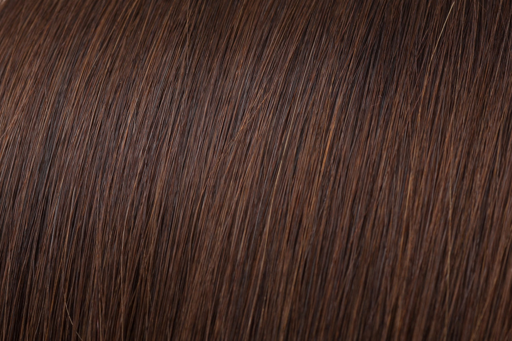 Stock Wigs: Medium Brown #4
