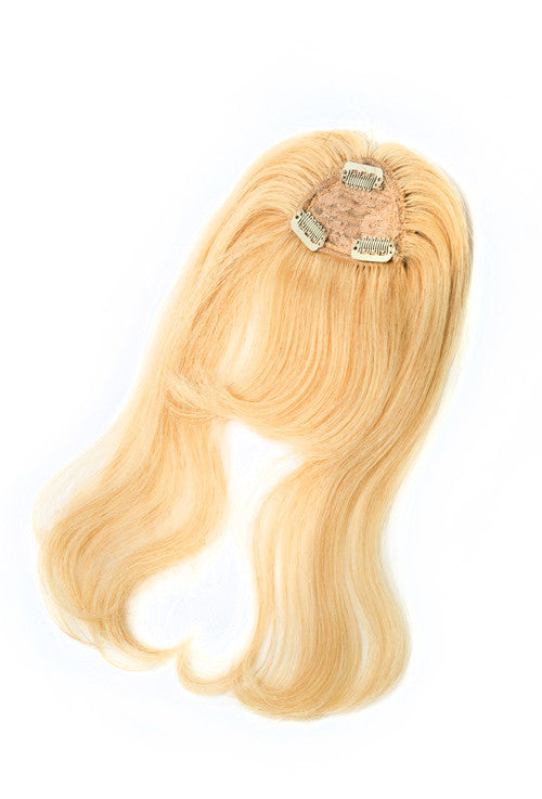 Clip In Bang Hair Extension Detail