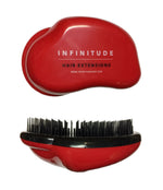 Tangle Free Portable Brush