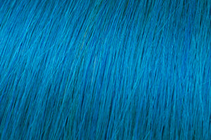 Hair Wefts: Turquoise