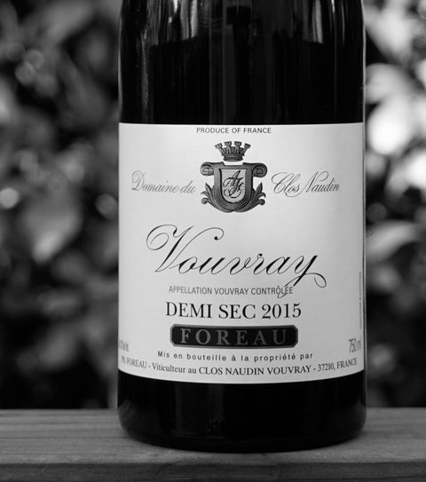Philippe Foreau Vouvray Demi-Sec 2015