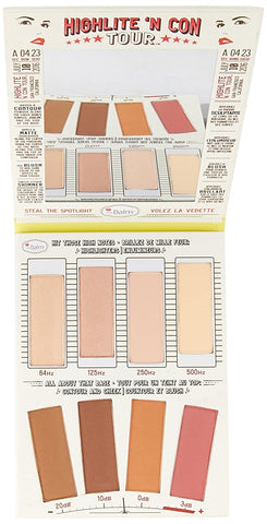 The Balm - Highlite 'N Con Tour Pallette