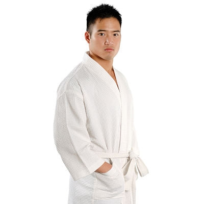 "Terrycloth Bath Robe - 48"" Length"