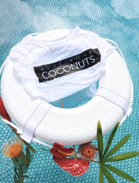 """Love Your Coconuts"" Tee"