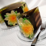 Flower Jelly Cake