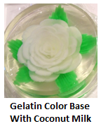 Gelatin Art Color Base