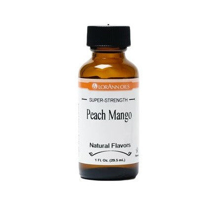 Flavoring Natural Peach Mango - Lorann Oils 1 OZ