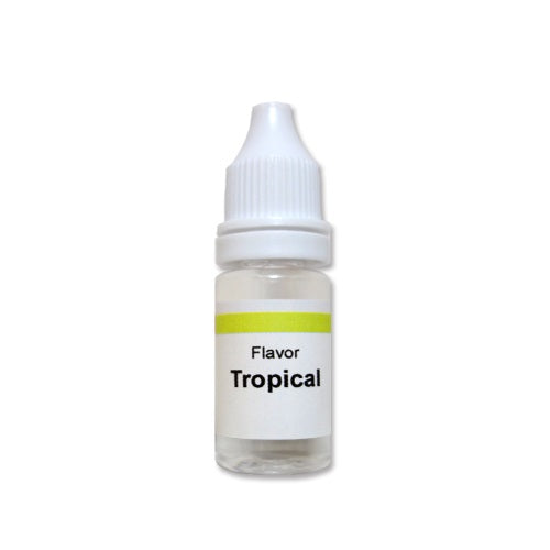 Tropical fruit flavor