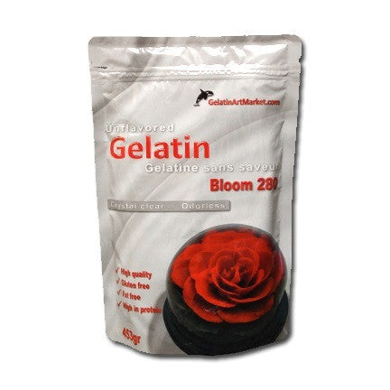 Gelatin Powder for Gelatin Art