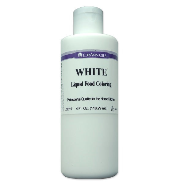 Titanium Dioxide Based White Food Coloring - Large