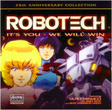ROBOTECH: 25th Anniversary Collection CD