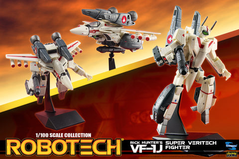 Rick Hunter Super Veritech VF-1J