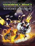 ROBOTECH: Expeditionary Force Marines RPG Sourcebook