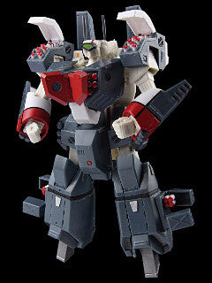 Armored Veritech VF-1J Rick