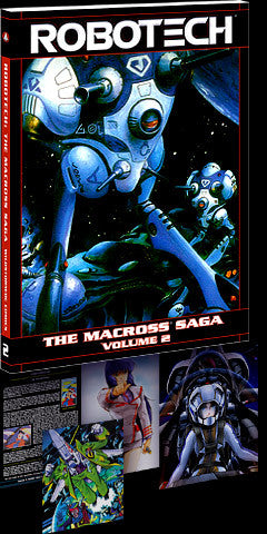 ROBOTECH: The Macross Saga - Vol. 2 (Comic Adaptation)