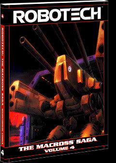 ROBOTECH: The Macross Saga - Vol. 4 (Comic Adaptation)