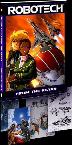 ROBOTECH: From The Stars Trade Paperback
