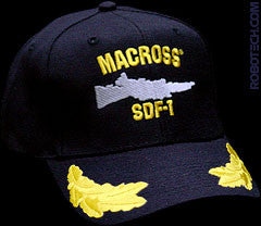 MACROSS SDF-1 Commanders' Cap