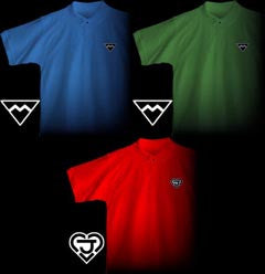 "ROBOTECH ""New Generation"" Polo Shirt 3-pack"