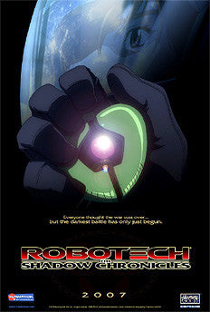 Robotech: The Shadow Chronicles Teaser Movie Poster