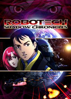 Robotech: The Shadow Chronicles Wallscroll