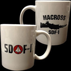 Macross SDF-1 Coffee Mug