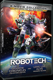 ROBOTECH 2-Movie DVD Collection