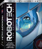 ROBOTECH 20-Disc Complete DVD Set