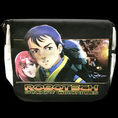Robotech: The Shadow Chronicles Messenger Bag