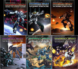 ROBOTECH 6 RPG Bundle
