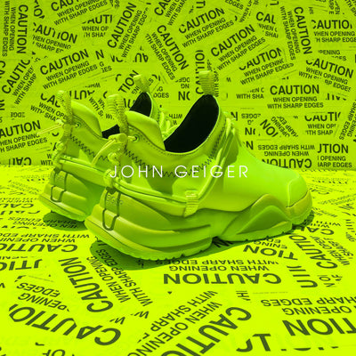 Limited Re-Release of All 3 Highlighter 002 Low by John Geiger