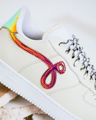 Release Information: The GF-01 'Off-White Pebbled Leather'