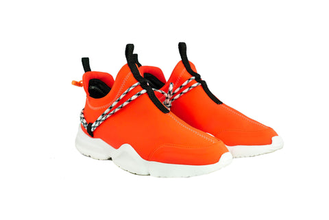 "002 Low By John Geiger Orange/White ""Highlighter"""