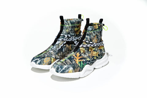 002 by John Geiger 'Tree Camo/Lime'