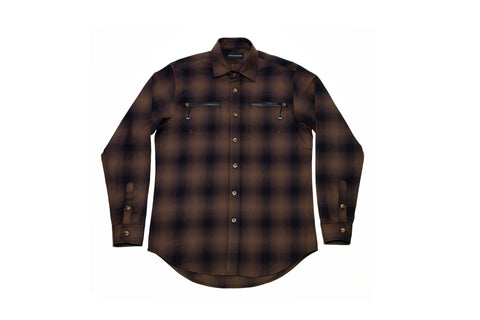 SZN 1 Flannel Brown