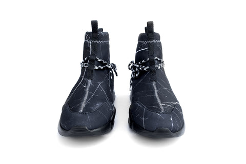 "002 By John Geiger ""Black/Black Marble"" FF Edition"