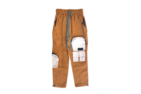 JG SZN 2 Pocket Pants 'Copper/Khaki'