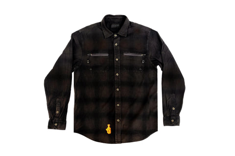 JG SZN 2 Flannel 'Dark Brown'