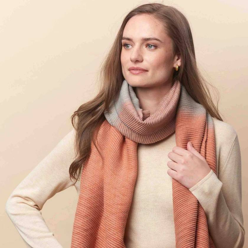 Tiger Tree Scarves - Zabecca Living winter accessories