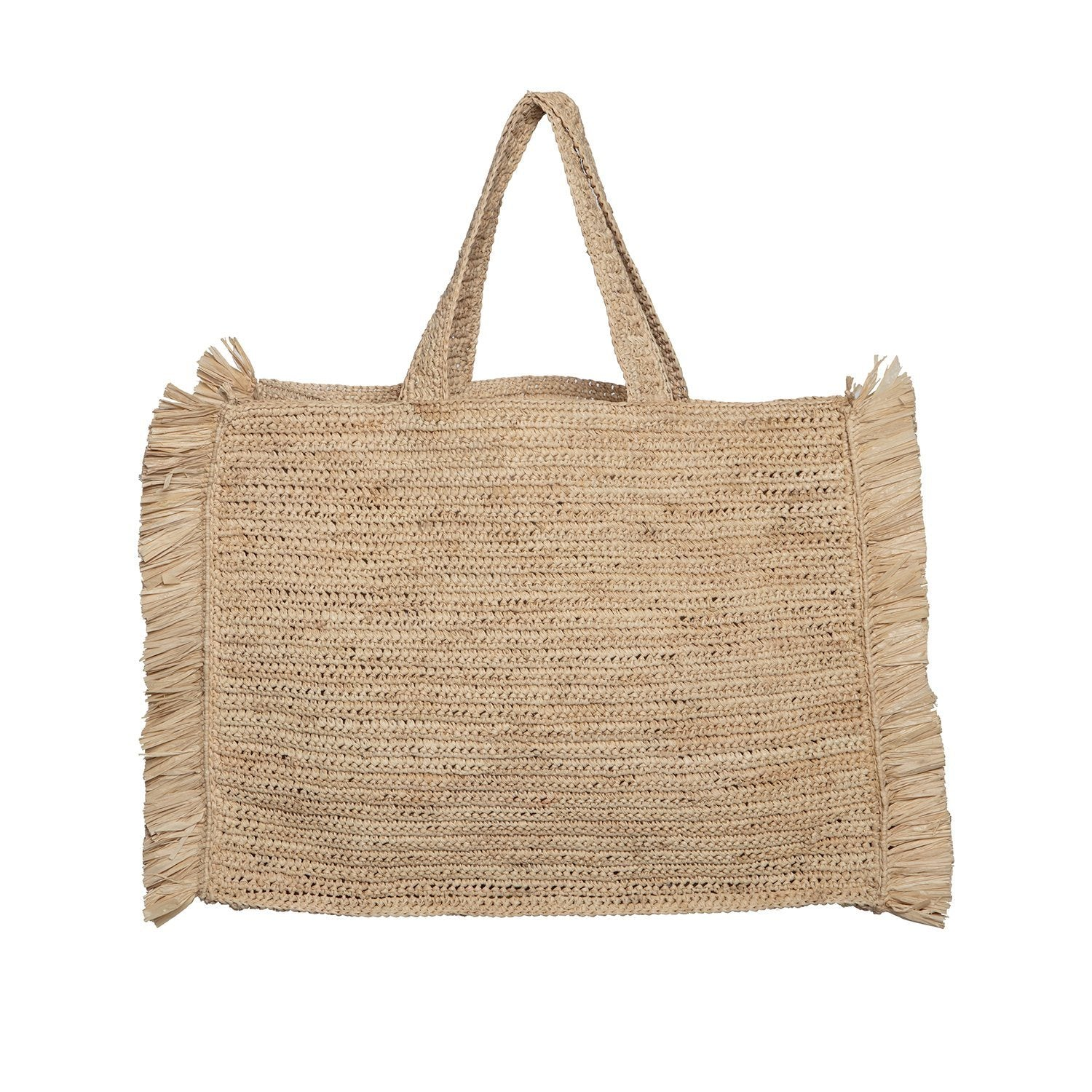 MADE IN MADA June M Bag - Natural bag - Zabecca Living