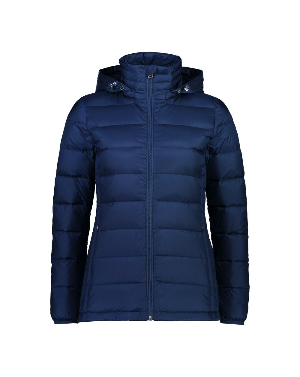 MOKE Lynn Down Jacket - Peacock Jackets + Coats - Zabecca Living