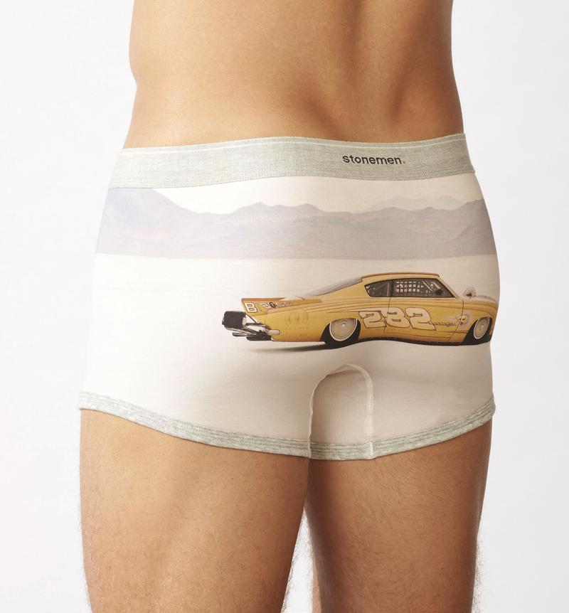 STONEMEN Boxer Brief - Blowfish MENS UNDERWEAR - Zabecca Living