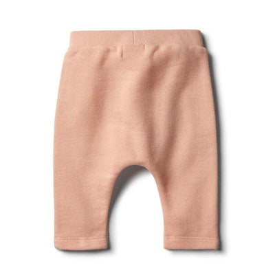 WILSON & FRENCHY Tropical Peach Speckles Slouch Pant BABY CLOTHING - Zabecca Living