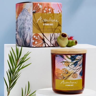 FRANKI GUSTI Australiana Collection Soy Candle