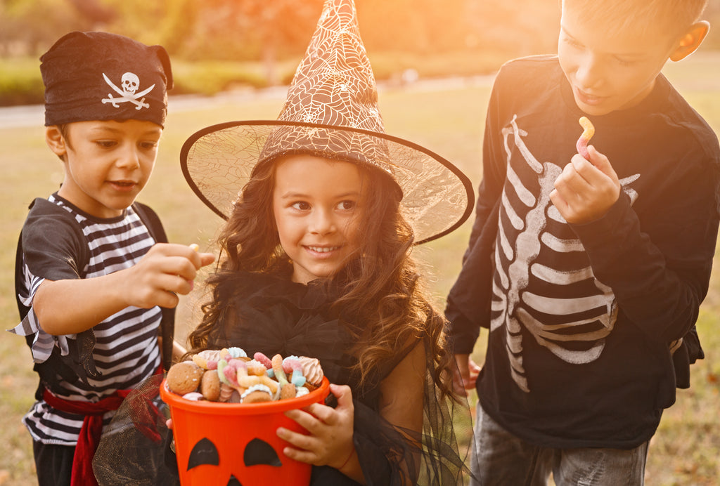 10 Last-Minute DIY Halloween Costumes for Kids